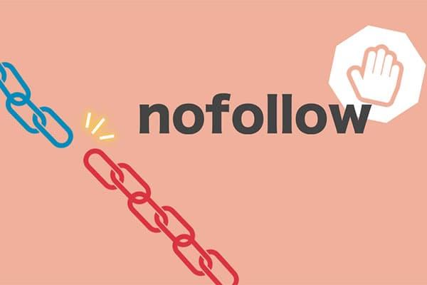 如何在链接中加Nofollow标签?SEO优化基础知识之内外链