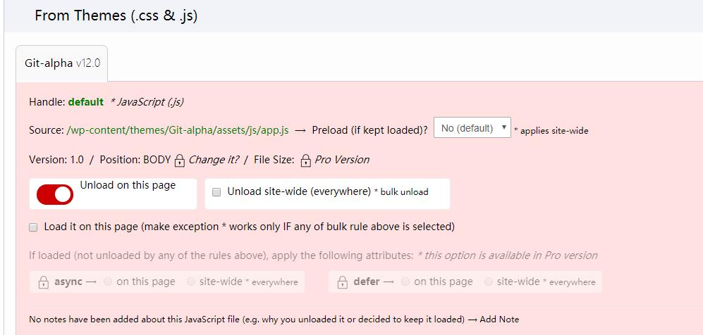 如何用WordPress优化插件Autoptimize和Asset CleanUp减少HTTP请求