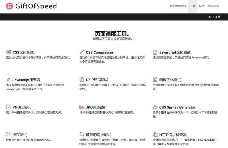 五种优化WordPress外贸网站图片的压缩工具