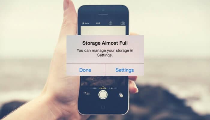 苹果手机内存不足怎么办?六步扩展iPhone容量