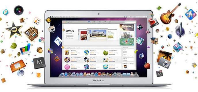 老版MAC无法从App Store下载应用程序怎么办