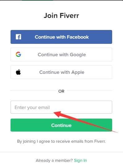 Fiverr无法注册怎么破?解决谷歌ReCaptcha验证码加载问题