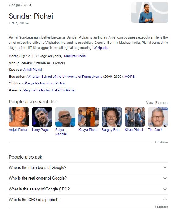 如何提升谷歌SEO排名?结构数据Schema和精选摘要Featured Snippets知多少